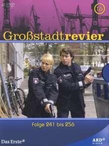 Großstadtrevier Box 16 (Staffel 21), 4 DVDs