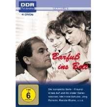 Barfuß ins Bett, 4 DVDs