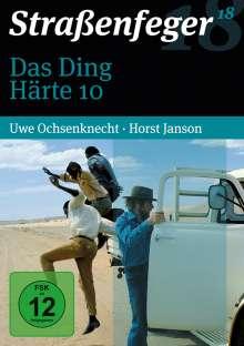 Straßenfeger Vol.18: Das Ding / Härte 10, 4 DVDs