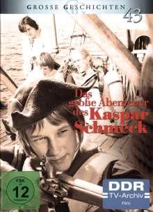 Das große Abenteuer des Kaspar Schmeck, 2 DVDs