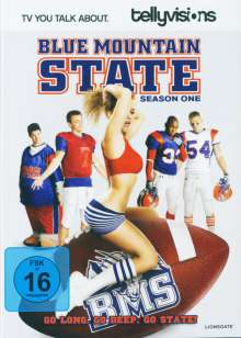 Blue Mountain State Staffel 1, 2 DVDs