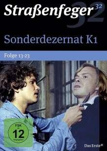 Straßenfeger Vol. 32: Sonderdezernat K1 Folge 13-23, 5 DVDs
