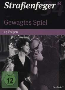 Straßenfeger Vol.34: Gewagtes Spiel, 4 DVDs