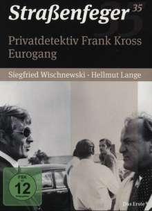 Straßenfeger Vol.35: Privatdetektiv Frank Kross / Eurogang, 4 DVDs