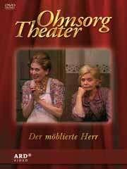 Ohnsorg Theater: Der möblierte Herr (hochdeutsch), DVD