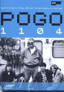 Pogo 1104, DVD
