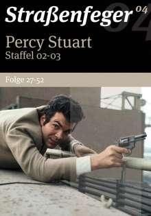 Straßenfeger Vol.4: Percy Stuart Staffel 3 & 4, 4 DVDs