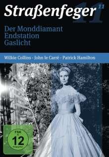 Straßenfeger Vol.11: Der Monddiamant / Gaslicht / Endstation, 4 DVDs