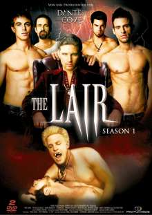 The Lair Season 1 (OmU), 2 DVDs