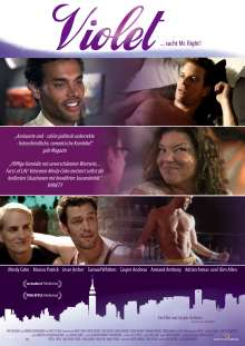 Violet (OmU), DVD
