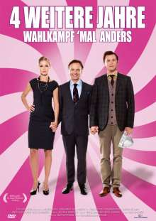 4 weitere Jahre - Wahlkampf 'mal anders (OmU), DVD