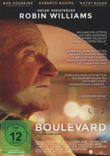 Boulevard, DVD