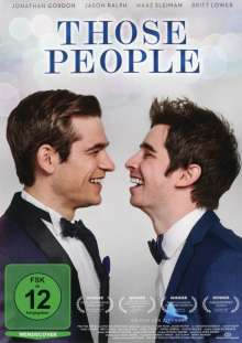 Those People (OmU), DVD