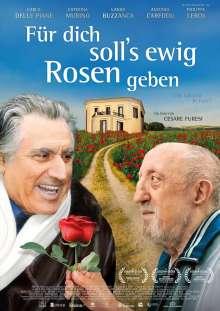 Für dich soll's ewig Rosen geben, DVD