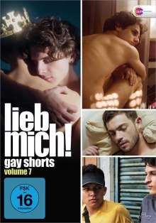 Lieb mich! Gay Shorts Vol. 7 (OmU), DVD