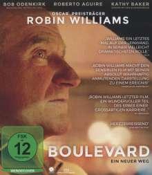 Boulevard (Blu-ray), Blu-ray Disc