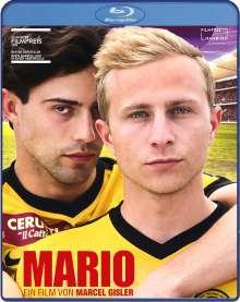 MARIO (Blu-ray), Blu-ray Disc