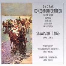 Antonin Dvorak (1841-1904): Ouvertüren, 2 CDs