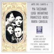 Arte del Canto 6, 2 CDs