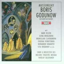 Modest Mussorgsky (1839-1881): Boris Godunow, 2 CDs
