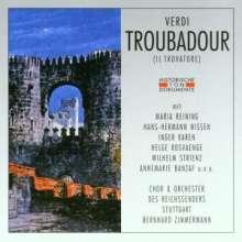 Giuseppe Verdi (1813-1901): Il Trovatore (in dt.Spr.), 2 CDs