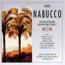 Giuseppe Verdi (1813-1901): Nabucco, 2 CDs
