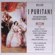 Vincenzo Bellini (1801-1835): I Puritani, 2 CDs