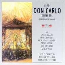Giuseppe Verdi (1813-1901): Don Carlos (1.Teil), 2 CDs