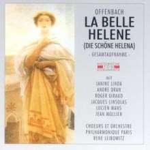 Jacques Offenbach (1819-1880): La belle Helene, 2 CDs