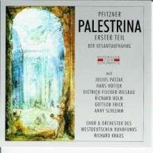 Hans Pfitzner (1869-1949): Palestrina (1.Teil), 2 CDs