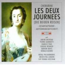 Luigi Cherubini (1760-1842): Les Deux Journees, 2 CDs