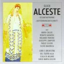 Christoph Willibald Gluck (1714-1787): Alceste (ital.Fassung), 2 CDs