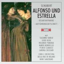 Franz Schubert (1797-1828): Alfonso & Estrella D.732 (in ital.Spr.), 2 CDs