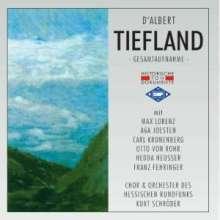Eugen D'Albert (1864-1932): Tiefland, 2 CDs