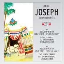 Etienne-Nicolas Mehul (1763-1817): Joseph in Ägypten, 2 CDs