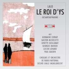 Edouard Lalo (1823-1892): Le Roi d'Ys, 2 CDs