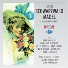 Leon Jessel (1871-1942): Schwarzwaldmädel, 2 CDs
