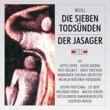 Kurt Weill (1900-1950): Der Jasager (Kinderoper), 2 CDs