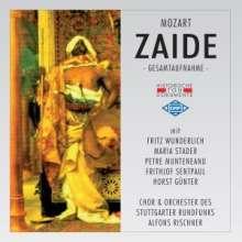 Wolfgang Amadeus Mozart (1756-1791): Zaide KV 344, 2 CDs