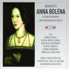 Gaetano Donizetti (1797-1848): Anna Bolena, 2 CDs