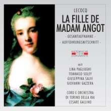 Charles Lecocq (1832-1918): La Fille de Madame Angot, 2 CDs