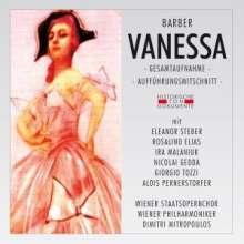 Samuel Barber (1910-1981): Vanessa, 2 CDs