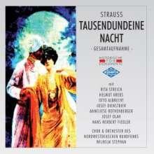 Johann Strauss II (1825-1899): Tausendundeine Nacht, 2 CDs
