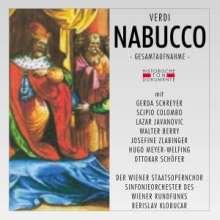 Giuseppe Verdi (1813-1901): Nabucco (in deutscher Spr.), 2 CDs