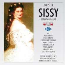 Fritz Kreisler (1875-1962): Sissy, 2 CDs