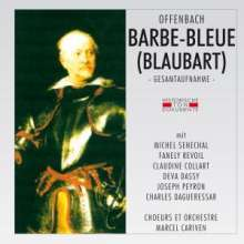 Jacques Offenbach (1819-1880): Barbe-Bleue, 2 CDs