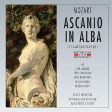 Wolfgang Amadeus Mozart (1756-1791): Ascanio In Alba, 2 CDs