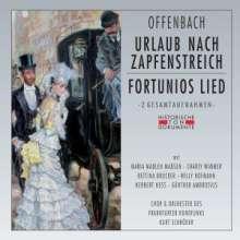 Jacques Offenbach (1819-1880): Urlaub nach Zapfenstreich, 2 CDs