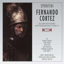 Gaspare Spontini (1774-1851): Fernando Cortez, 2 CDs