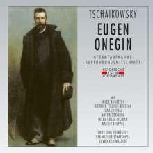 Peter Iljitsch Tschaikowsky (1840-1893): Eugen Onegin (in dt.Spr.), 2 CDs